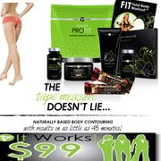Half price starter kits until August 31st!!  Earn 120 in FREE product in your first 30 days! As well as earning discounted boxes of Wraps & Facials! Most important get the opportunity to market a one kind product and also one of the HOTTEST products on the market right now!  http://www.facebook.com/WrappingSkinnyItWorksBodyWraps
