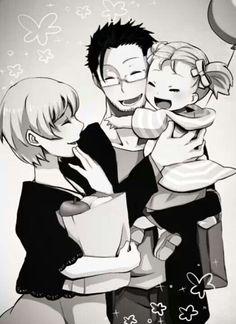 Fullmetal Alchemist - Hughes Family <3
