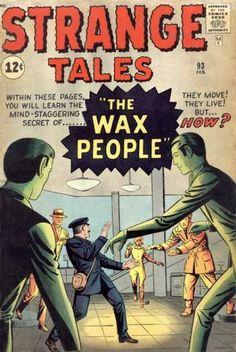 Stranger Tales #93 (Feb 1962)