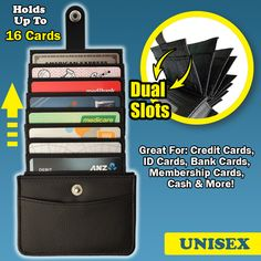 RFID Pop Up Wallet Pet Helpers, Kitchen Helper, Bank Card, Pop Up, Wallets, Health And Beauty, Pride, Bags, Organization