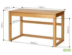 Japanese wooden desk