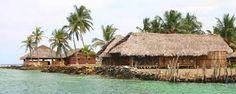 San Blas - Dolphin island - Kuna people