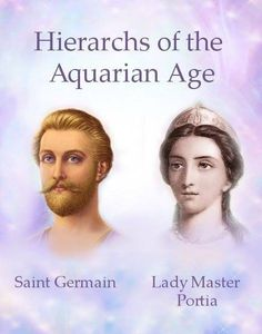 "Saint Germain and Portia will serve a pivotal role in helping raise the awareness and practice of the Violet Flame over the next two thousand years known as the Aquarian age. It is also understood that the Aquarian age can be a ""Golden Age"" which will bring great advancements in the understanding and practice of both religion and science."