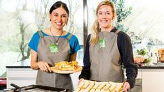 To celebrate the launch of My Food Bag in the deep south, Nadia Lim offers her tasty take on a southern delicacy. Cheese Roll Recipe, Cheese Rolling, Banana Cream, Celebs, Celebrities, Wine Recipes, I Foods, Southern, Rolls