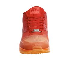 Nike Air Max 90 (w) Milan Aperitivo Qs - Air Max 90 'Dessert' city pack by Nike  The second instalment of Nike's Look of the City collection, centres around a sweet scheme of desserts and tasty treats based on six cities. The Milan Aperitivo sees a mesh upper with a fuse construction that sees a sunset-like gradient with hyper Crimson fading into a soft orange by the midsole.