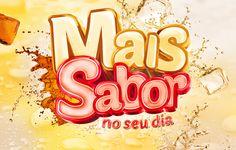 Mais Sabor / More Flavour on Behance