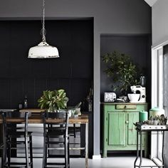 How to make your kitchen over all boho | best ideas for colourful kitchens | interiors | redonline.co.uk - Red Online