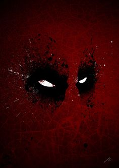 Deadpool Logo Wallpaper Iphone