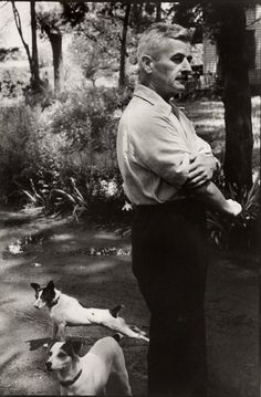 William Faulkner has Jack Russells just like me.  Now if I could only write like him!