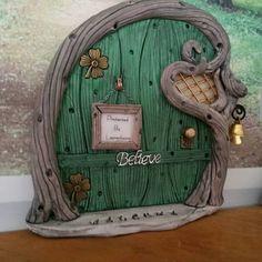 Porta del Leprechaun irlandese 1107 personalizzati