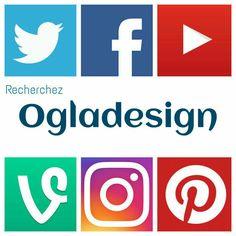 ⭐ RÉSEAUX SOCIAUX ⭐  Retrouvez-moi sur : #Twitter ● #Facebook ● #YouTube ● #Vine ● #Instagram ● #Pinterest !