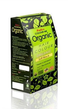 Radico Colour Me Organic (Soft Black) *** You can find more details by visiting the image link.