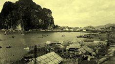 Old Photo of Halong Bay (1885- 1953)