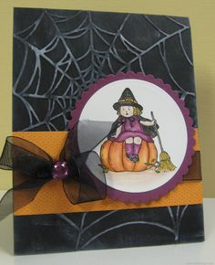 Cards created by Lianne Carper using the Greeting Card Kids stamp set and the Web Textured Impressions Embossing Folder by Stampin' Up!
