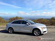 Photos of the 2015 Audi A3 Sedan from Roadfly.com