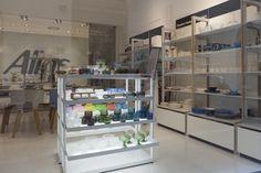 Inaugurazione showroom Iittala all'interno di Alias SHOP