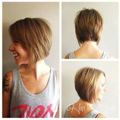 short hairstyles 2014 on pinterest | Short Hair Trends for 2014: 20  Chic Short Cuts You Should Not Miss ...