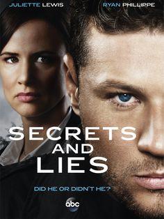Secrets And Lies (US) TV Show, Série TV ABC
