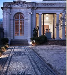The Frick Art Museum....  A major art museum in NYC (and that's saying something!)