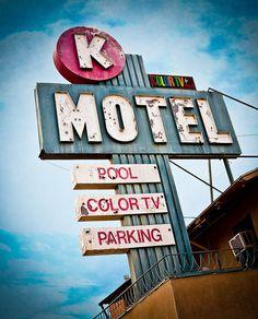 Circle K Motel   Culver City, CA