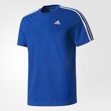adidas - Camiseta Essentials 3 Rayas