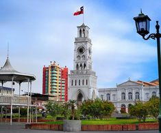 Torre del Reloj de Iquique (Chile)
