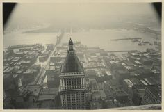 Cincinnati, Ohio, 1937 flood, from the collection of the Cincinnati Bell Historical Archives.