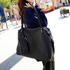 paris europeisk mode singel knuffar handväska yc174 (skärmfärg) – SEK Kr. 111