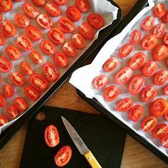 おうちで簡単♥ドライトマト&オイル漬けの作り方とアレンジレシピ3品