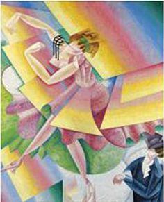 gino severini futurist artist | ARTinvestment.RU English / Auctions of art / The futuristic record!