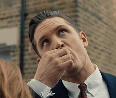 Holy lemon serberts, I'd share one with you any dayReggie Kray, Legend.TOM HARDY Admirers Across Continents: THAAC