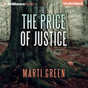 I just finished listening to The Price of Justice: Help Innocent Prisoners Project (Unabridged) by Marti Green, narrated by Tanya Eby on my #AudibleApp. https://www.audible.com/pd?asin=B01012SLNE&source_code=AFAORWS04241590G4