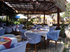 restaurant at amed cafe bali