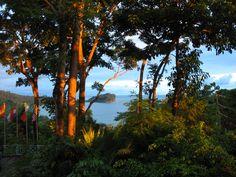 View of Nicoya Peninsula from Manuel Antonio, Costa Rica | photo by Gina Bang, Avanti Destinations