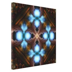 Brimitin Pool Of Light Stretched Canvas Print $277.95