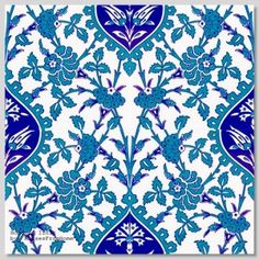 "2012 - Tile Collections by ""Home of Iznik"" Gorgeous tiles for flooring, backsplash, wall accent, countertops, powder room, bathroom, etc."