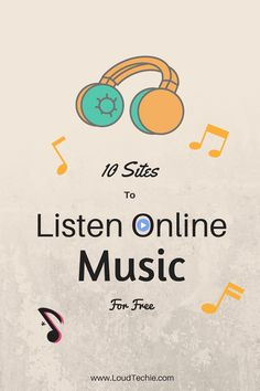10 Sites To Listen Free Music Online Without Downloading  In this post, we are going to list some of the best websites that you can use listen to free #music online without downloading. Let's get started!  #SoundCloud #Spotify #MusicSite