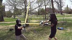 Longsword Practice and Skirmish May 24, 2015
