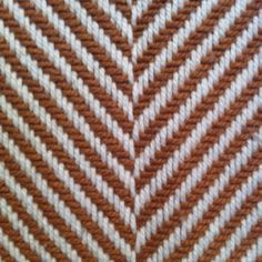 Herringbone Blanket via the Peacock Alley Design Studio. 1403 Slocum St. Dallas