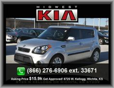 2013 Kia Soul Base Wagon  Bucket Front Seats, 4-Wheel Abs Brakes, Mp3 Player, Audio Controls On Steering Wheel, Fuel Type: Regular Unleaded, Vehicle Emissions: Ulev Ii, Center Console: Full With Storage, Fold Forward Seatback Rear Seats, Front Leg Room: