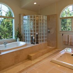 Showers Without Doors Design Ideas, Pictures, Remodel, and Decor - page 4