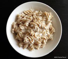 The Single Bite: Lemon Garlic Cashew Cream Sauce