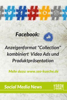 Eine der aufregendsten Neuerungen in diesem Monat: Facebook führt ein neues Werbeformat ein, das Video Ads und Produktpräsentation kombiniert! Durch diese besondere Kombination erreicht man ein hohes Engagement. Ausführliche Infos dazu gibt es im Social Media Rückblick März auf unserer Webseite
