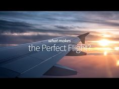 What makes a perfect flight - convenience or cost?