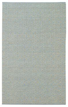 This Area Rug is a Transitional rug design. This style in Blue is a flat woven rug.