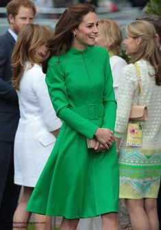 Duchess Kate: UPDATED: The Cambridges Make Their Debut at the Chelsea Flower Show - May 23, 2016