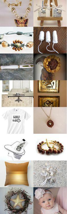 Good Vibes! by Rachel on Etsy--Pinned with TreasuryPin.com #Pin #headband #pen #jewelry #interiordesign #bracelet #necklace