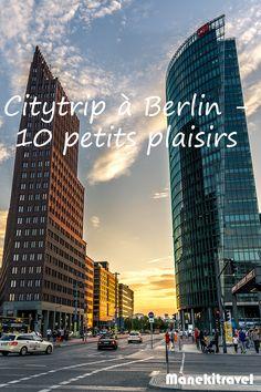 Berlin est une ville très agréable à visiter. Dynamique, chaleureuse et paisible, voici les 10 petits plaisirs, choses à faire à Berlin