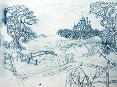 Background artwork for 101 Dalmatians (x)