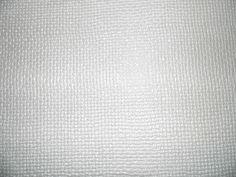 White jute embossed handmade paper